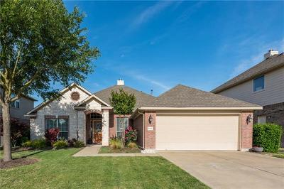 Round Rock TX Single Family Home Coming Soon: $325,000
