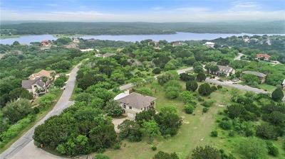 Spicewood Single Family Home For Sale: 1700 Ridge Harbor Dr
