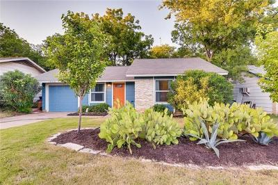 Austin Single Family Home Pending - Taking Backups: 1800 Cherry Orchard Dr
