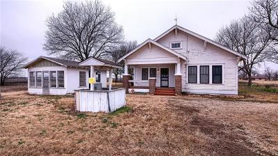 Taylor Single Family Home Pending - Taking Backups: 2000 Thorndale Rd