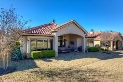Austin Single Family Home For Sale: 404 Jack Nicklaus Dr #31