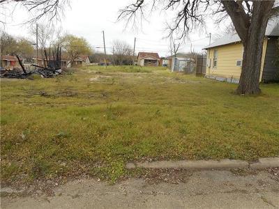 Taylor Residential Lots & Land Pending - Taking Backups: 708 Washburn St