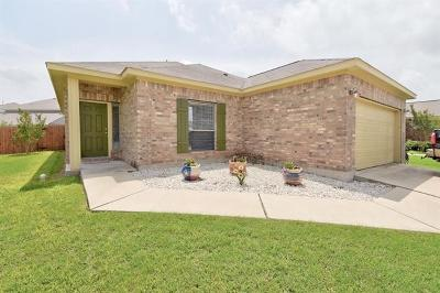 Hutto Single Family Home Pending - Taking Backups: 510 Carol Dr