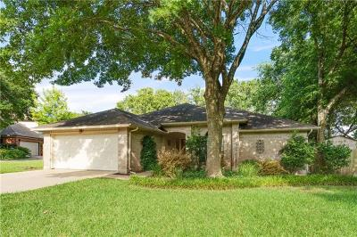 Pflugerville Single Family Home Pending - Taking Backups: 1223 Bell Rock Cir