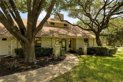 Austin Single Family Home Pending - Taking Backups: 9204 Rolling Oaks Trl