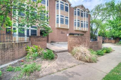 Austin Condo/Townhouse For Sale: 2802 Nueces St #303