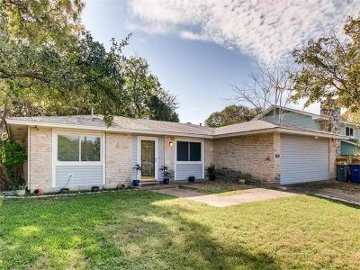 Austin Single Family Home Pending - Taking Backups: 503 Dittmar Rd