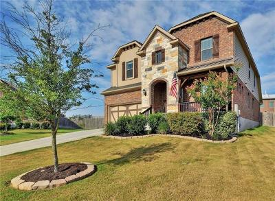 Leander Single Family Home For Sale: 2005 Pitkin Dr