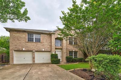 Austin Single Family Home For Sale: 9620 Copper Creek Dr