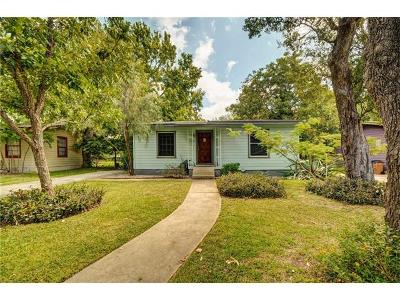 Austin Single Family Home For Sale: 4509 Hank Ave