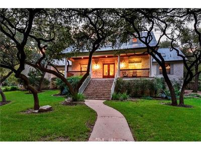 Travis County Single Family Home Pending - Taking Backups: 400 Nixon Dr