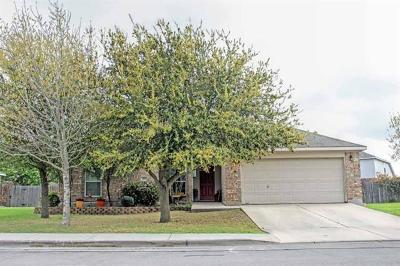 Lockhart Single Family Home Pending - Taking Backups: 706 Lemonmint