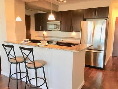 Austin Condo/Townhouse For Sale: 800 Brazos St #1003