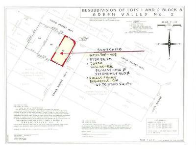 Austin Residential Lots & Land Pending - Taking Backups: 5207 Chico