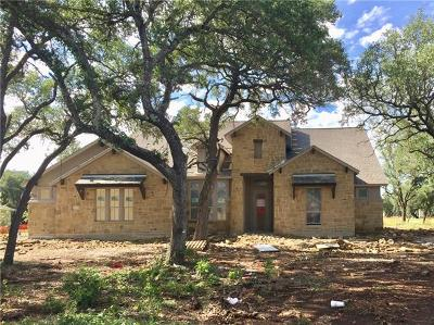 Leander Single Family Home For Sale: 2560 Monte Ranch Trl