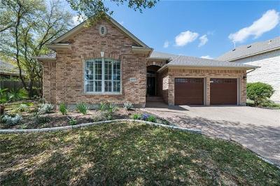 Austin Single Family Home Pending - Taking Backups: 10025 Scull Creek Dr