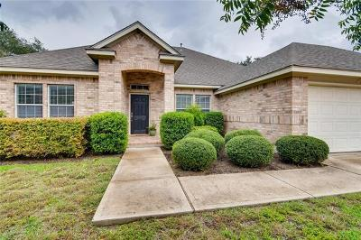 Cedar Park Single Family Home For Sale: 2307 Dartford Bnd