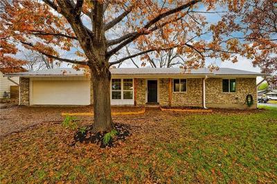 Austin Single Family Home For Sale: 8412 Jamestown Dr