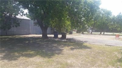 Hutto Residential Lots & Land For Sale: 209 Farley St