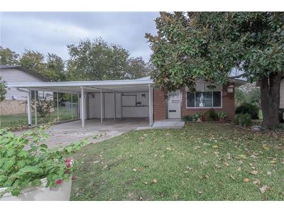 Burnet County Single Family Home For Sale: 713 N Main St