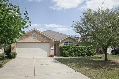 Hutto Single Family Home Pending - Taking Backups: 220 Gainer Dr