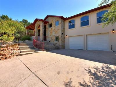 Lago Vista Single Family Home For Sale: 2905 Ticonderoga Cv