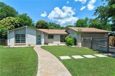 Austin Single Family Home Pending - Taking Backups: 8200 Grayledge Dr