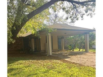 Round Rock Multi Family Home For Sale: 1900 Nicole Cir