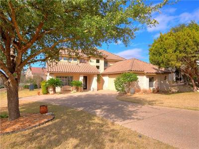 Austin Single Family Home For Sale: 1 Lost Meadow Cv