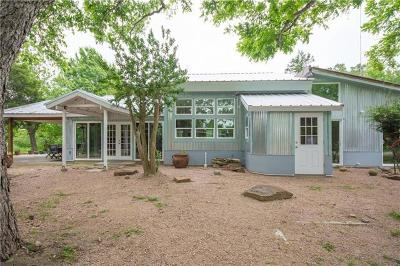 Bastrop County Single Family Home For Sale: 526 Watterson Rd
