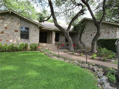 Travis County Single Family Home For Sale: 9500 Cedar Crest Dr