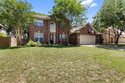 Georgetown TX Single Family Home For Sale: $329,965
