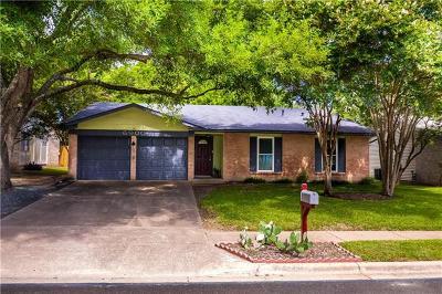 Austin Single Family Home For Sale: 6900 Skynook Dr
