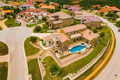 Austin Single Family Home For Sale: 102 Caicos Cv