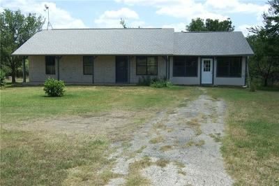 Del Valle Single Family Home Pending - Taking Backups: 15605 Fagerquist Rd