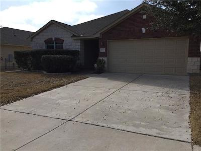 Georgetown Single Family Home For Sale: 30123 Drifting Meadow Dr