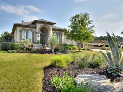 Austin Single Family Home For Sale: 137 Finnel Cv