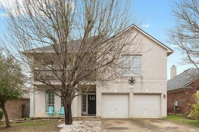 Austin Single Family Home Pending - Taking Backups: 4525 Hibiscus Valley Dr