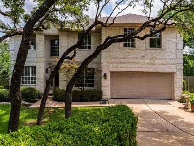 Austin Single Family Home For Sale: 6301 Poncha Pass
