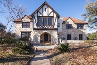 Lockhart Single Family Home For Sale: 1125 Magnolia St