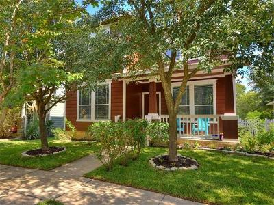 Hays County, Travis County, Williamson County Single Family Home For Sale: 1001 Monadale Trl