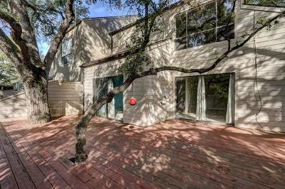 Austin Condo/Townhouse For Sale: 6301 Five Acre Wood St