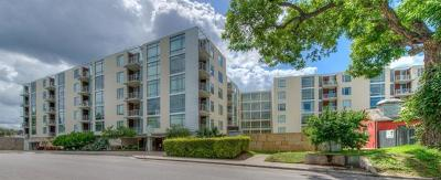 Austin Condo/Townhouse For Sale: 210 Lee Barton Dr #408