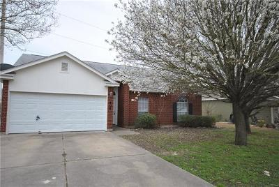 Hutto Rental For Rent: 404 Canadian Cv