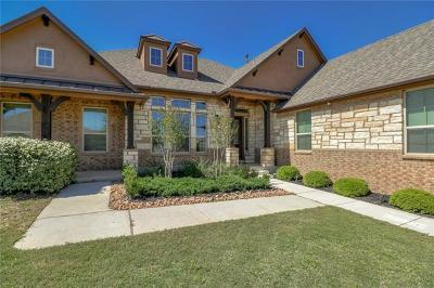 New Braunfels Single Family Home For Sale: 299 Allemania E