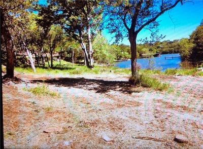 Burnet County Residential Lots & Land For Sale: Sunset Cliff Dr