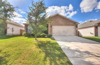 Williamson County Single Family Home Pending - Taking Backups: 320 Captain Grumbles Dr