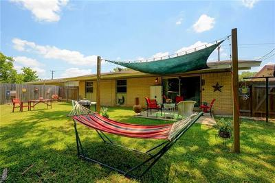 Austin Single Family Home For Sale: 4610 S 1st St