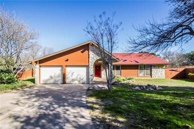 Travis County Single Family Home For Sale: 6902 Grove Crest Dr