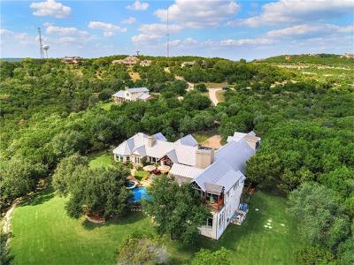 Travis County Single Family Home For Sale: 601 Crystal Creek Dr